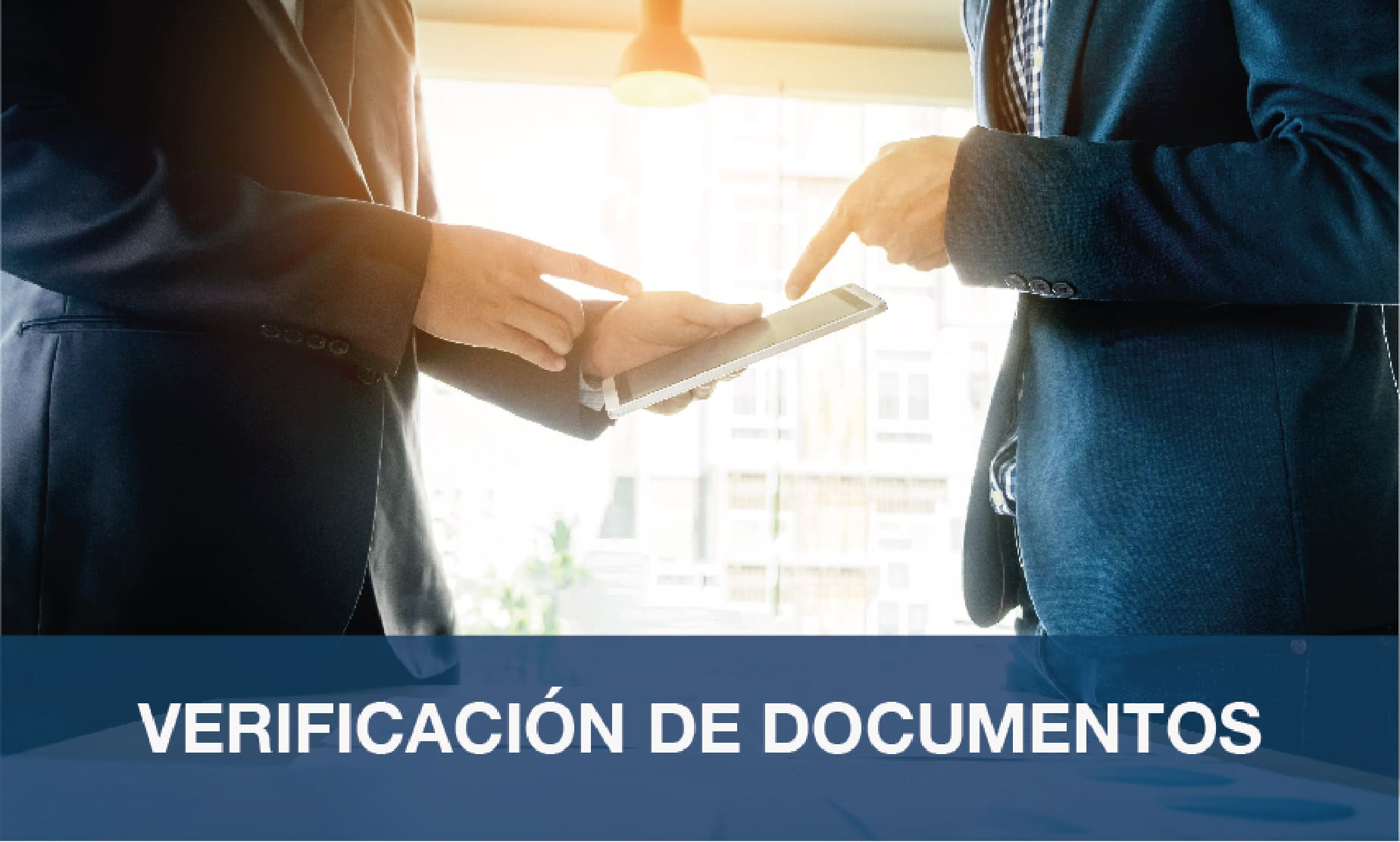 Verificacion de documentos